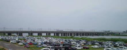 平塚 七夕 駐車場
