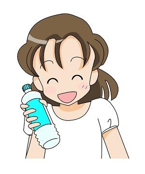 熱中症予防 飲み方