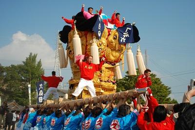 新居浜太鼓祭り 2015