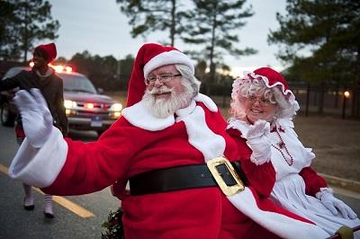 クリスマス サンタの正体