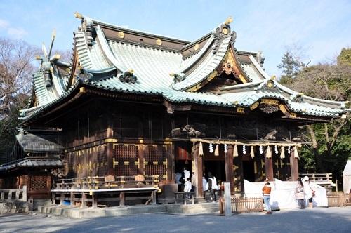 初詣 京都