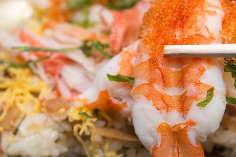 ちらし寿司 ひな祭り