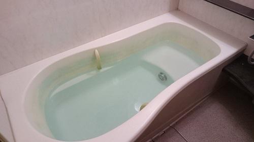 節約 風呂の残り湯 洗濯