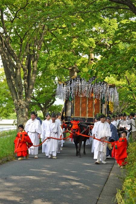 葵祭り 屋台