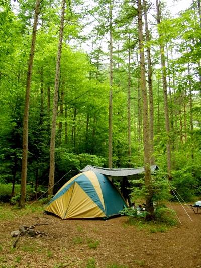 キャンプ場 予約なし