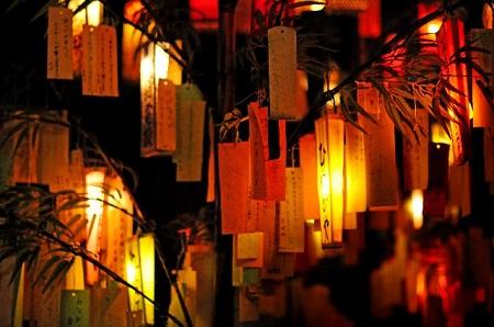 仙台七夕祭り デート
