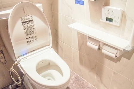 麻布十番祭り トイレ