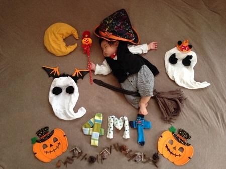 ハロウィン 赤ちゃん 衣装
