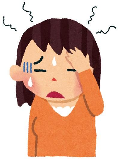 台風 頭痛 原因