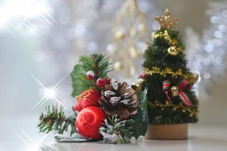 クリスマス 飾り 風水