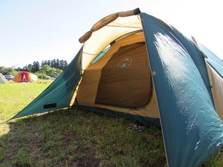 暑さ対策 キャンプ